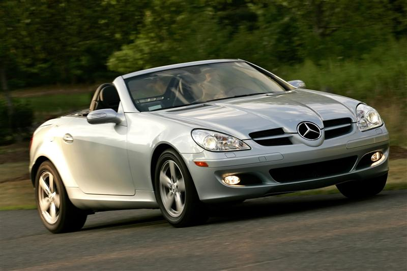 Mercedes-Benz SLK 280 photo 06