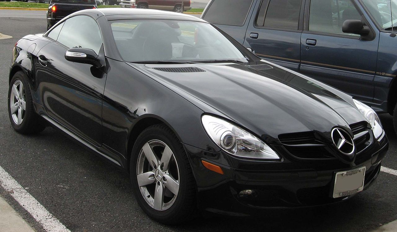 Mercedes-Benz SLK 280 photo 08