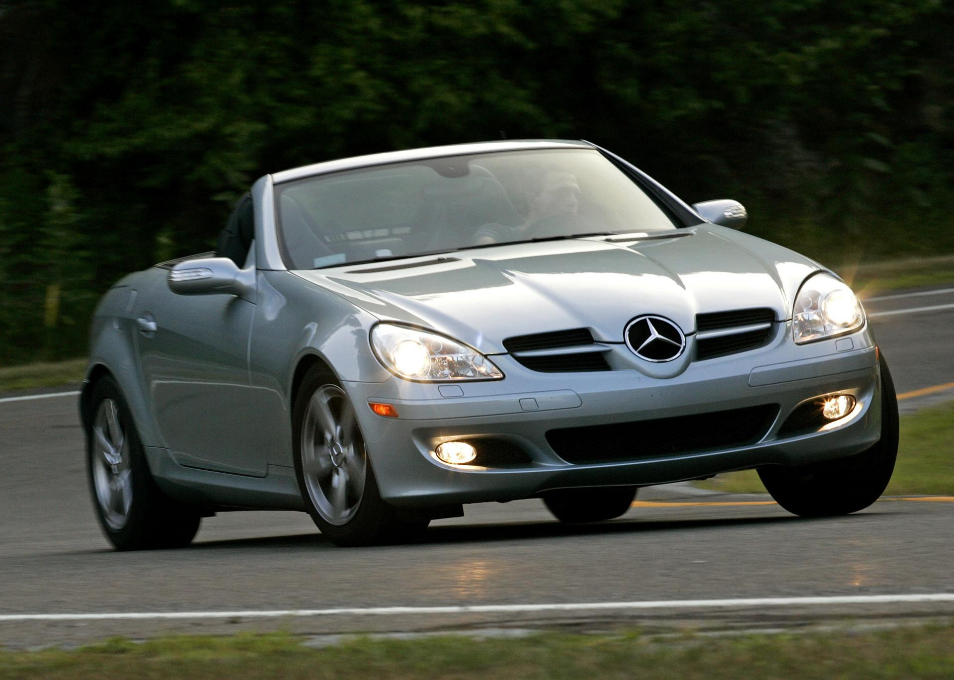 Mercedes-Benz SLK 280 photo 09