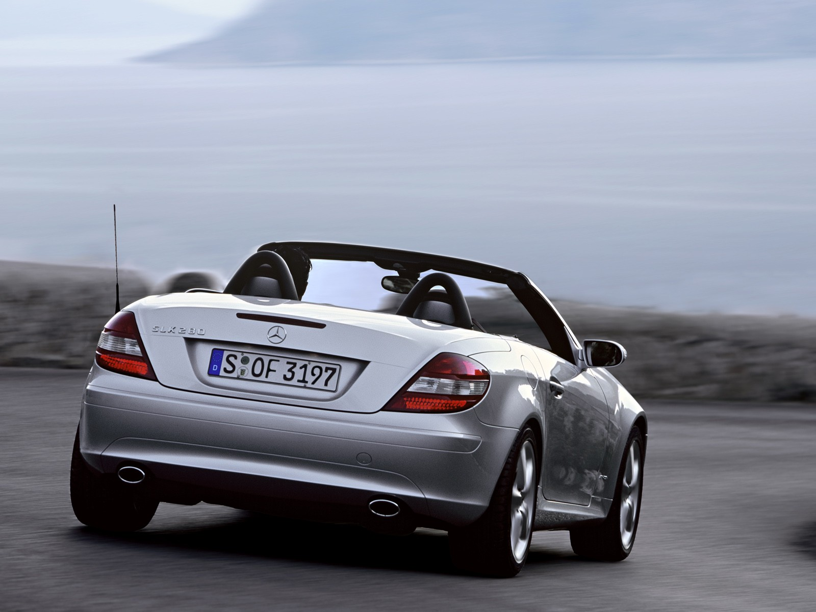 Mercedes-Benz SLK 280 photo 10