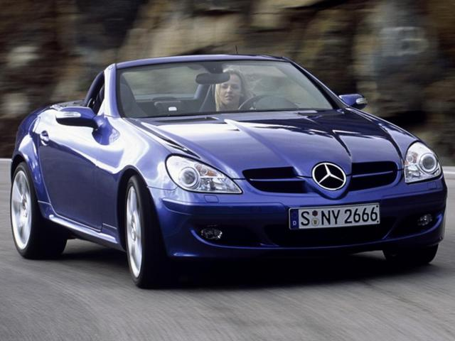 Mercedes-Benz SLK 280 photo 11