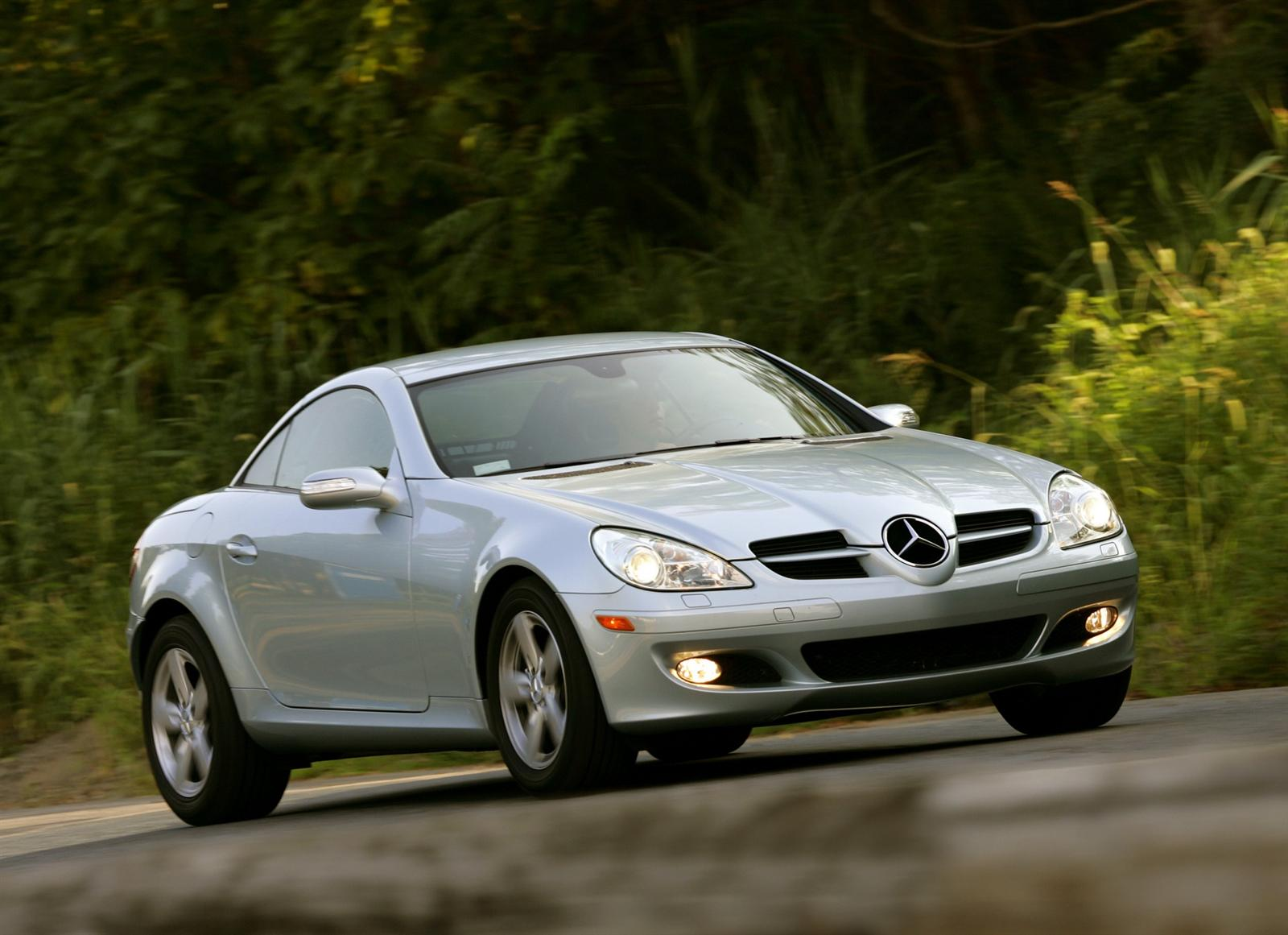 Mercedes-Benz SLK 280 photo 15