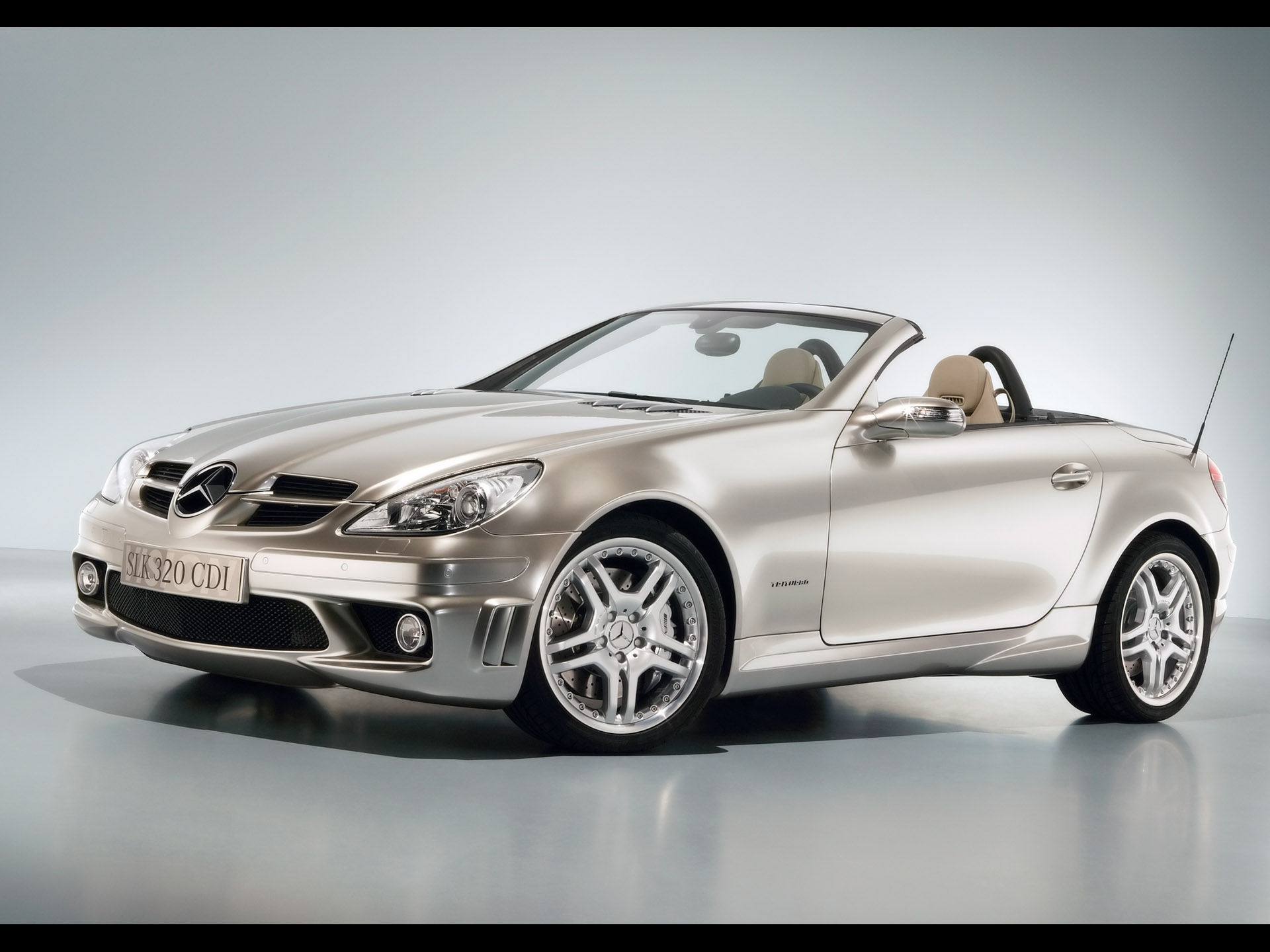 Mercedes benz slk 320 technical details history photos for Mercedes benz slk accessories