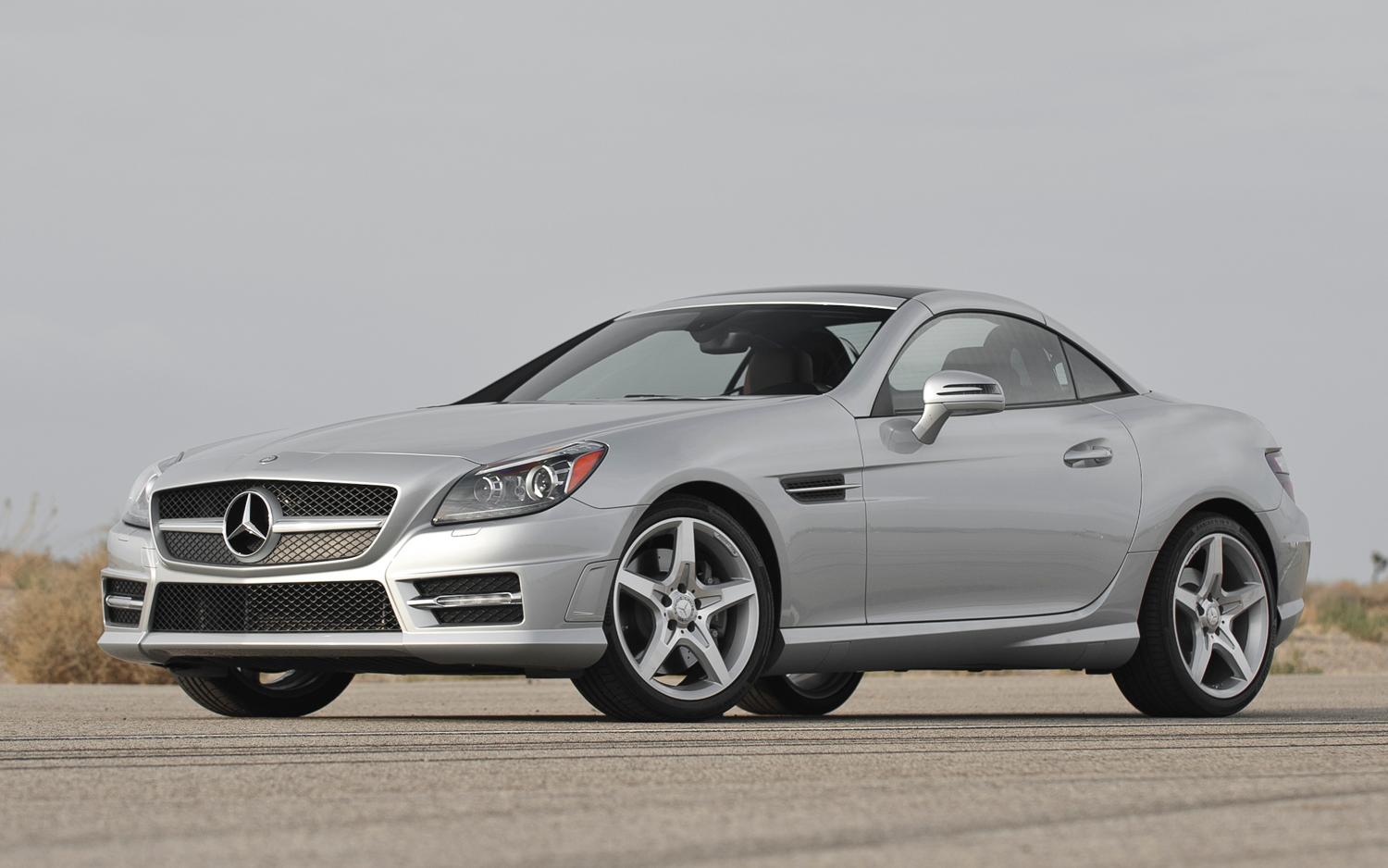Mercedes benz slk 350 photo 10
