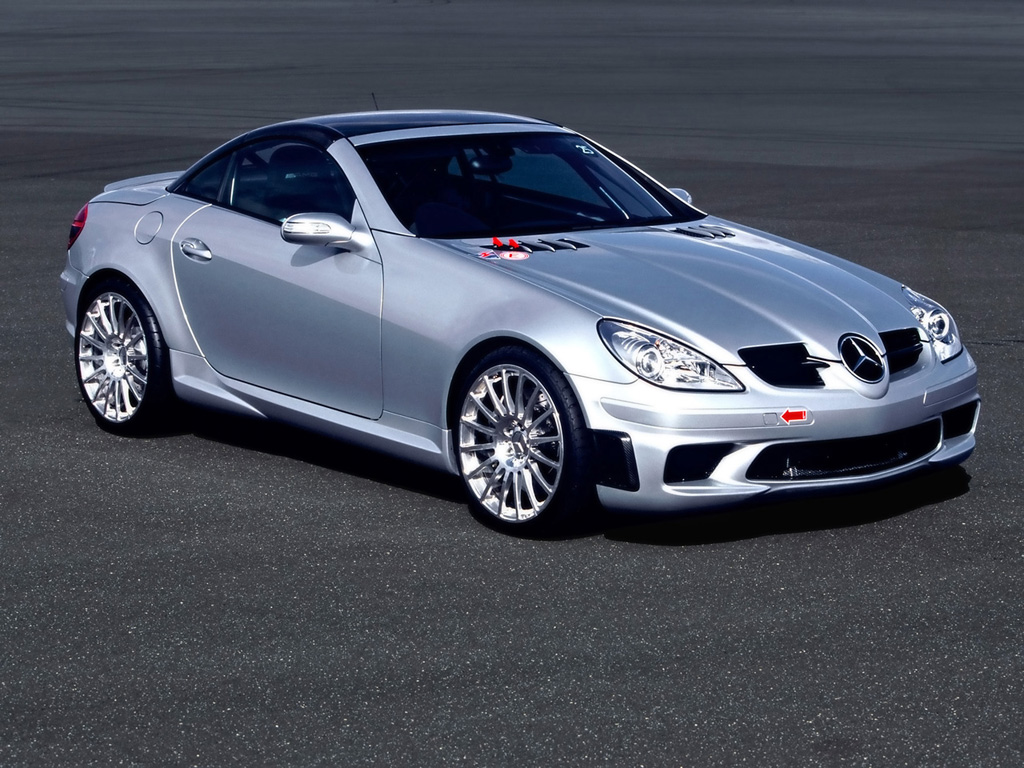 Mercedes-Benz SLK 55 AMG photo 03