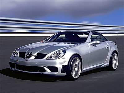 Mercedes-Benz SLK 55 AMG photo 05