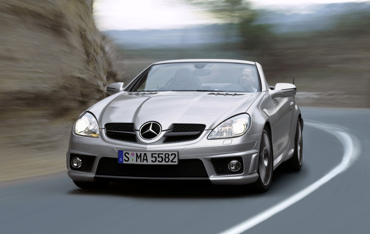 Mercedes-Benz SLK 55 AMG photo 06