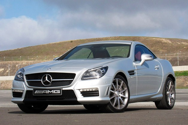 Mercedes-Benz SLK 55 AMG photo 07