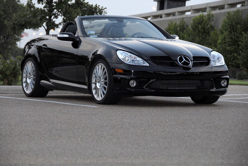 Mercedes-Benz SLK 55 AMG photo 08