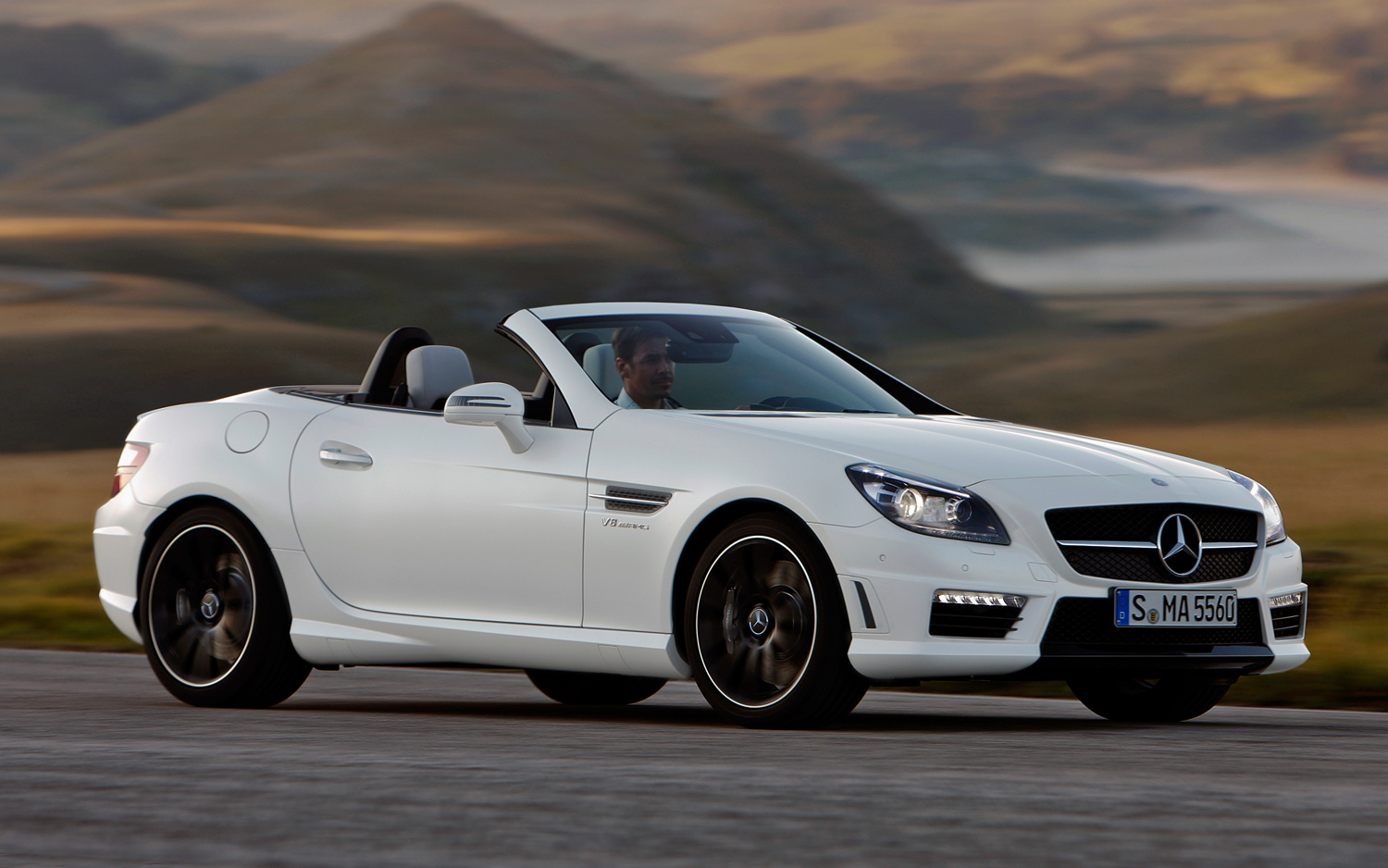 Mercedes-Benz SLK 55 AMG photo 10