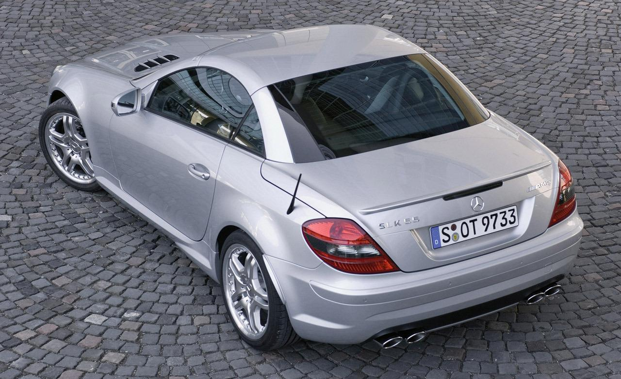 Mercedes-Benz SLK 55 AMG photo 16