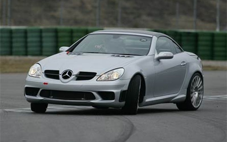 Mercedes-Benz SLK 55 Tracksport photo 02