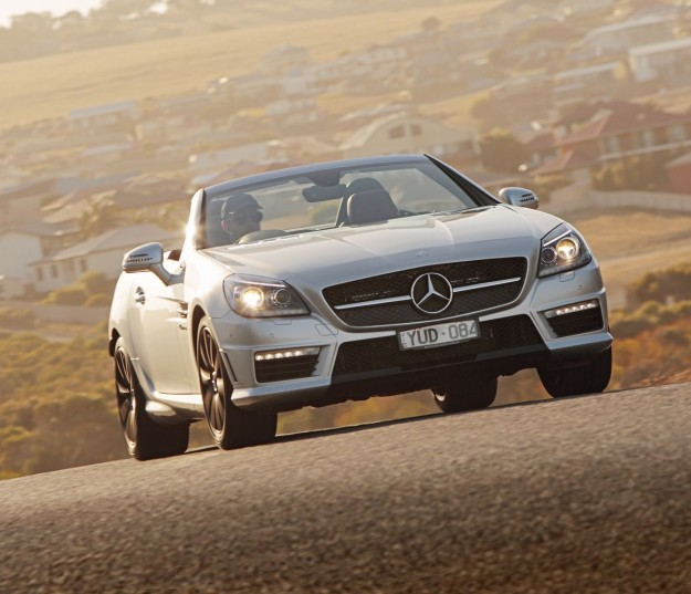Mercedes-Benz SLK 55 Tracksport photo 03