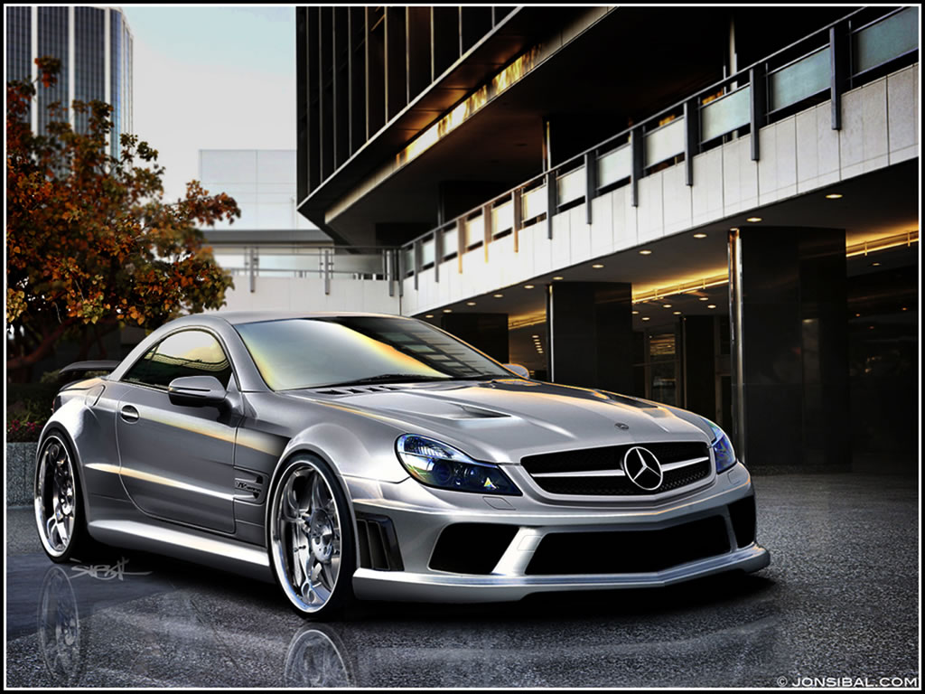 Mercedes-Benz SLK Black Series image #1