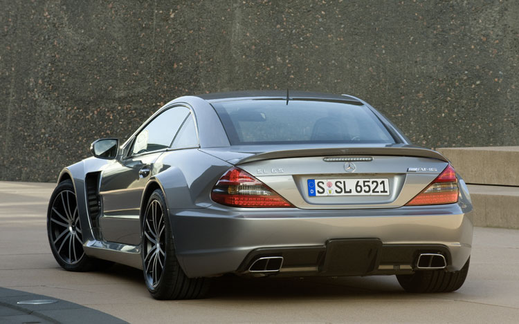 Mercedes-Benz SLK Black Series image #7