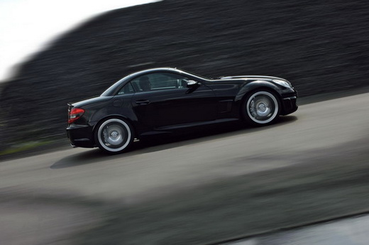 Mercedes-Benz SLK Black Series image #15