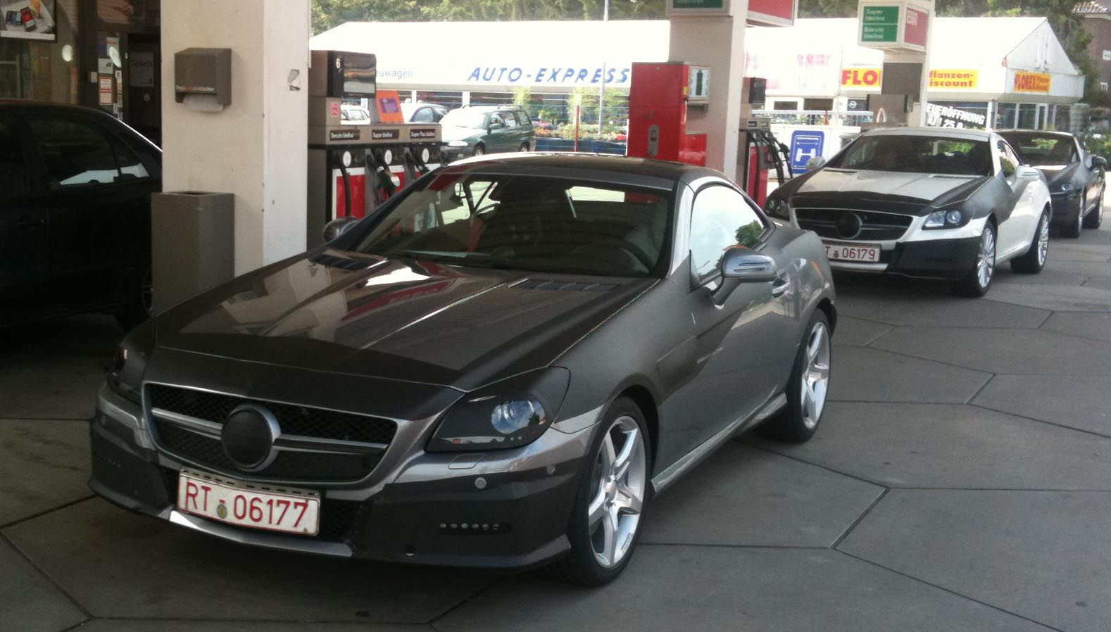 Mercedes-Benz SLK-Klasse photo 02