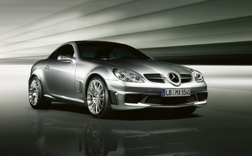 Mercedes-Benz SLK-Klasse photo 03