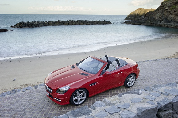 Mercedes-Benz SLK-Klasse photo 04