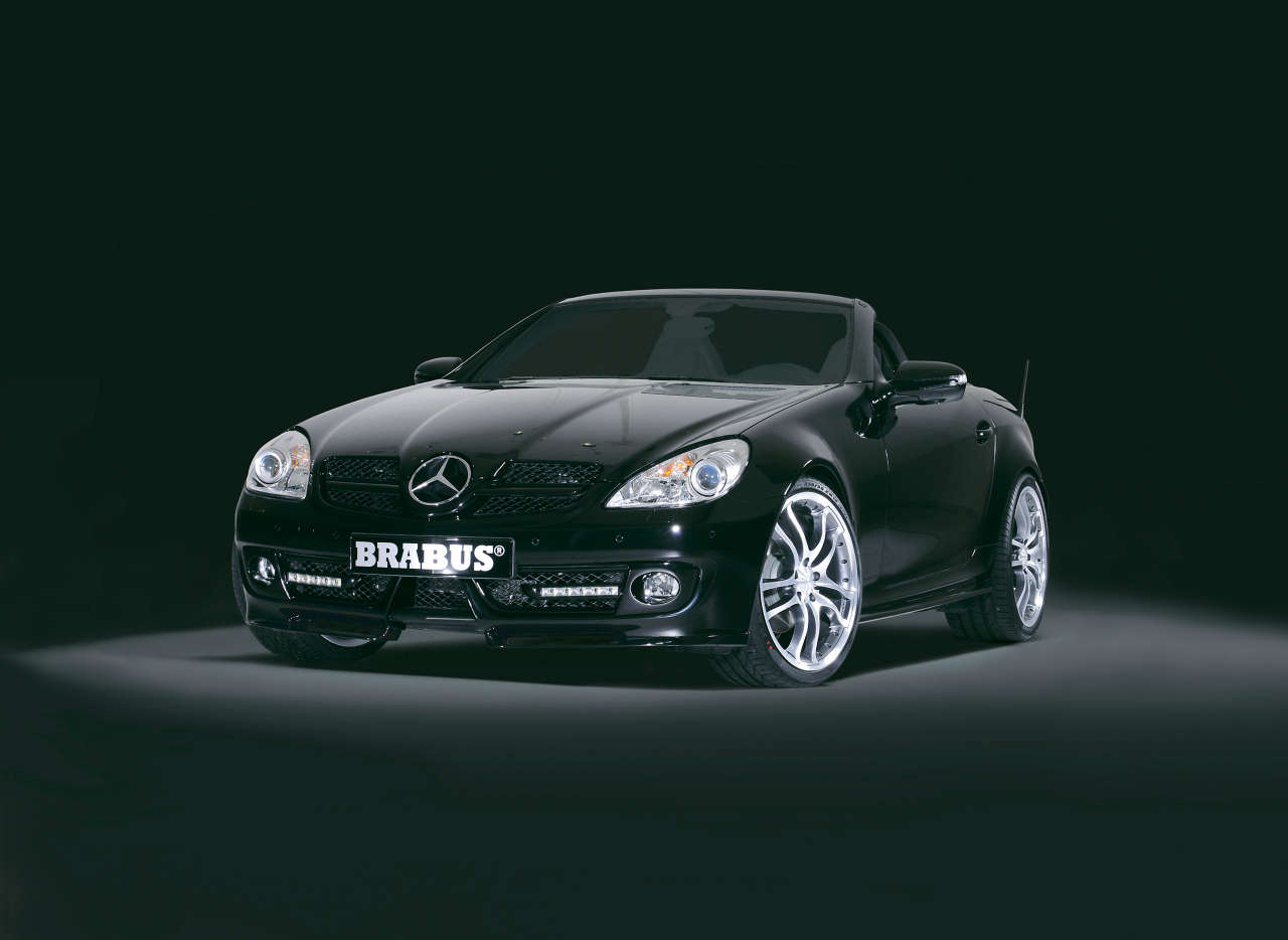 Mercedes-Benz SLK-Klasse photo 06