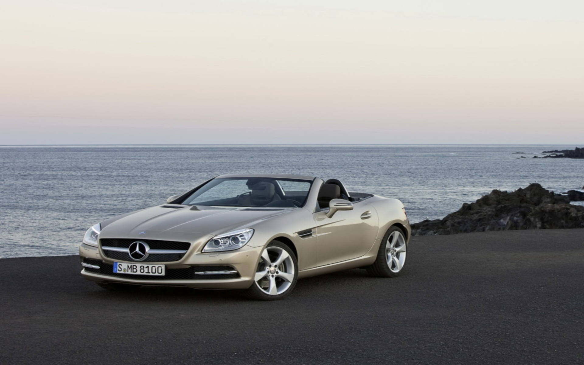 Mercedes-Benz SLK-Klasse photo 08