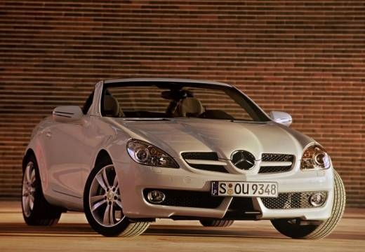 Mercedes-Benz SLK-Klasse photo 10