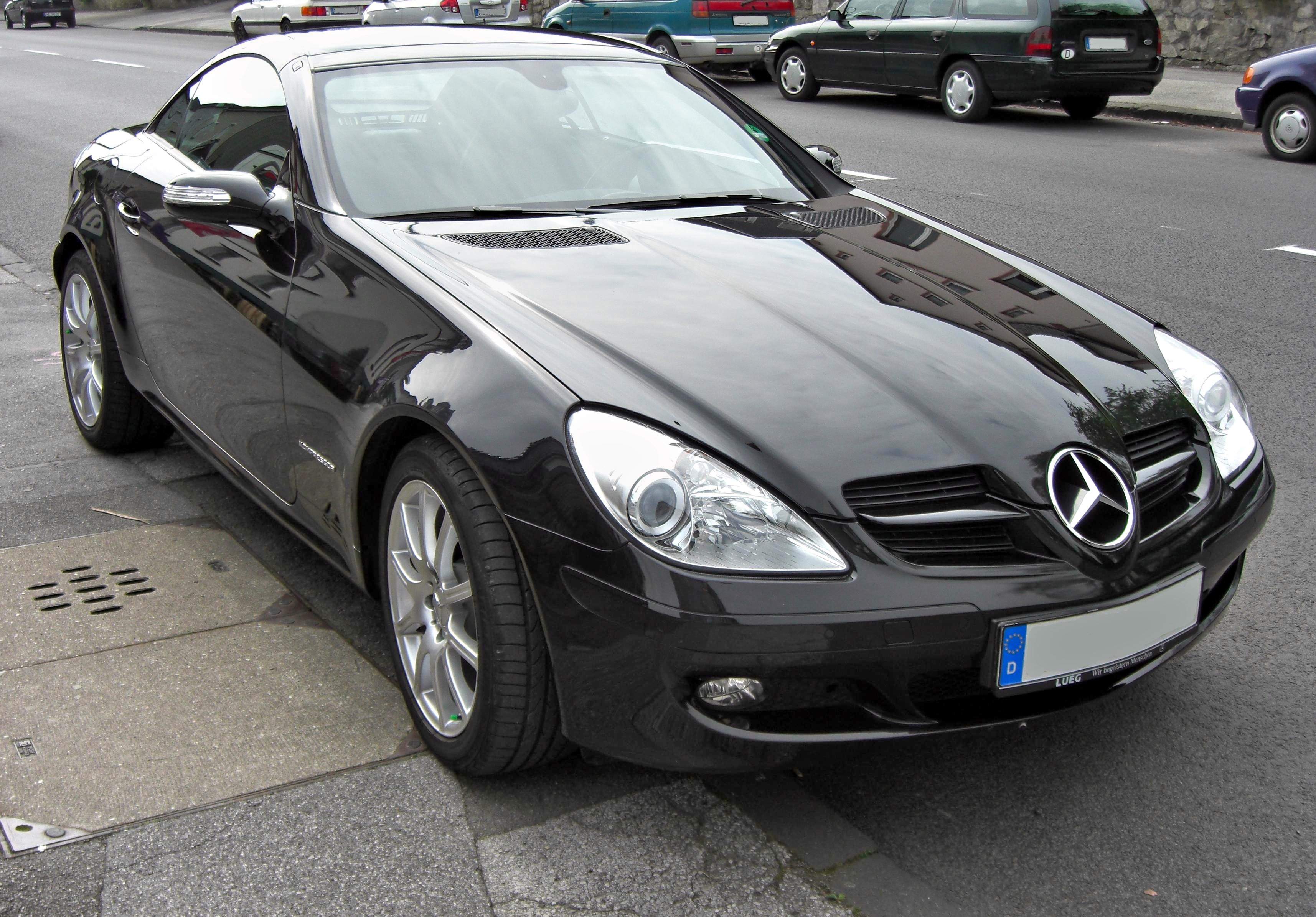 Mercedes-Benz SLK-Klasse photo 11