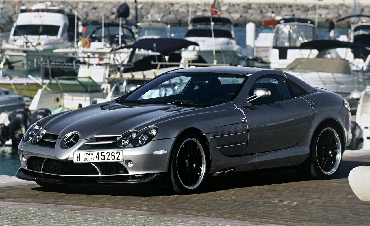 Mercedes Benz Slr Mclaren 722 Technical Details History