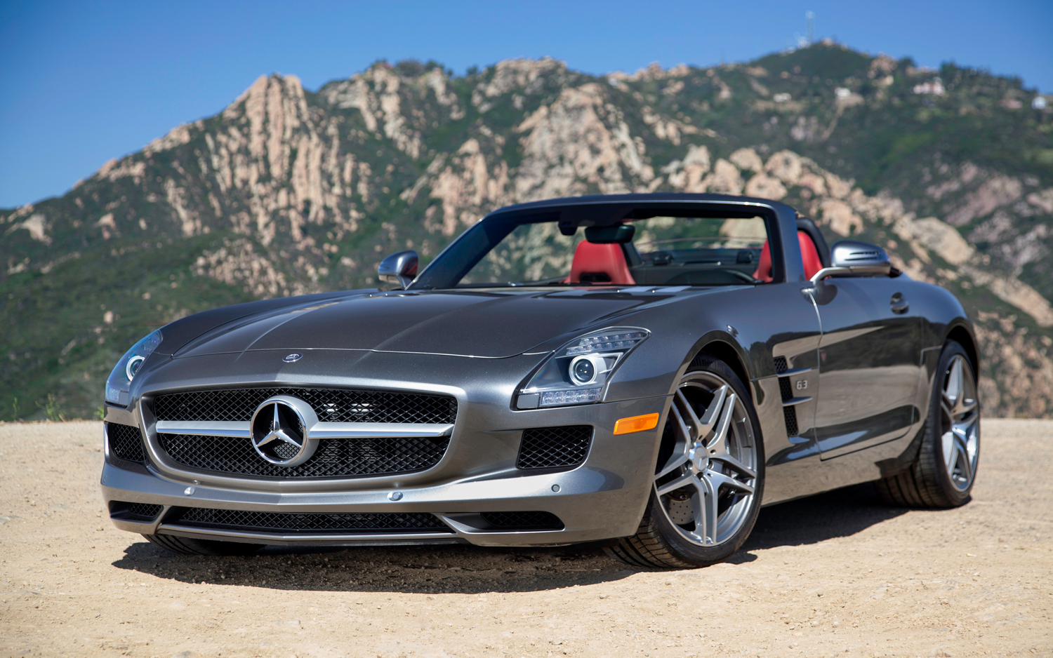 Mercedes benz sls amg roadster photos 2 on better parts ltd for Mercedes benz amg parts