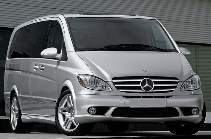 Mercedes-Benz Viano 2.2 CDI photo 10