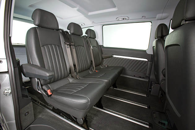Mercedes-Benz Viano 2.2 CDI photo 11