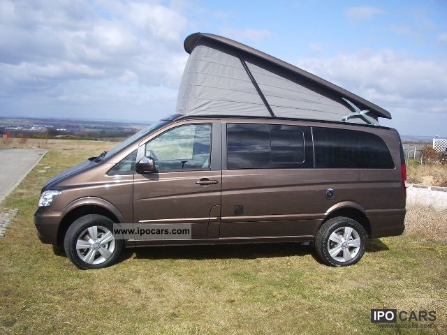 Mercedes-Benz Viano 4MATIC photo 12