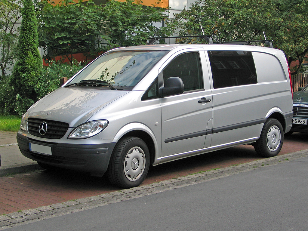 Mercedes-Benz Vito photo 02