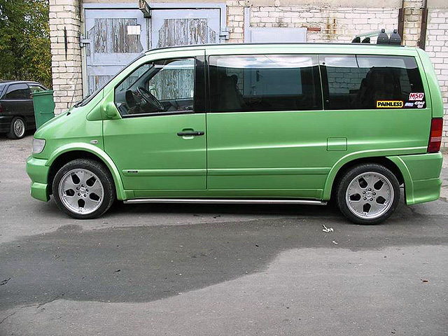 Mercedes-Benz Vito photo 03