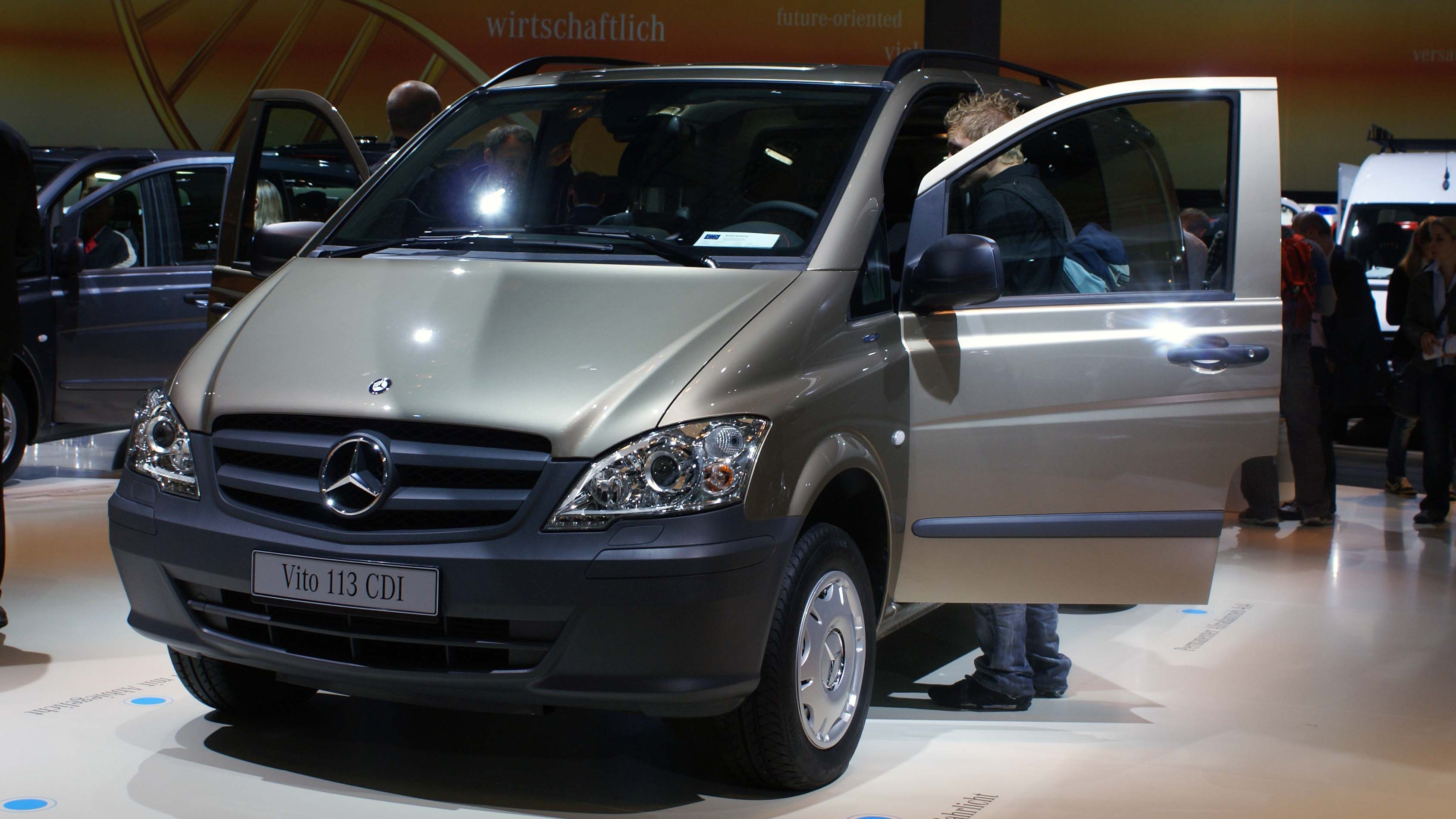 Mercedes-Benz Vito photo 05