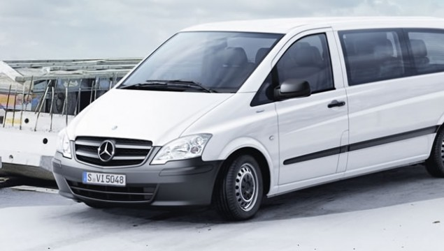 Mercedes-Benz Vito photo 10