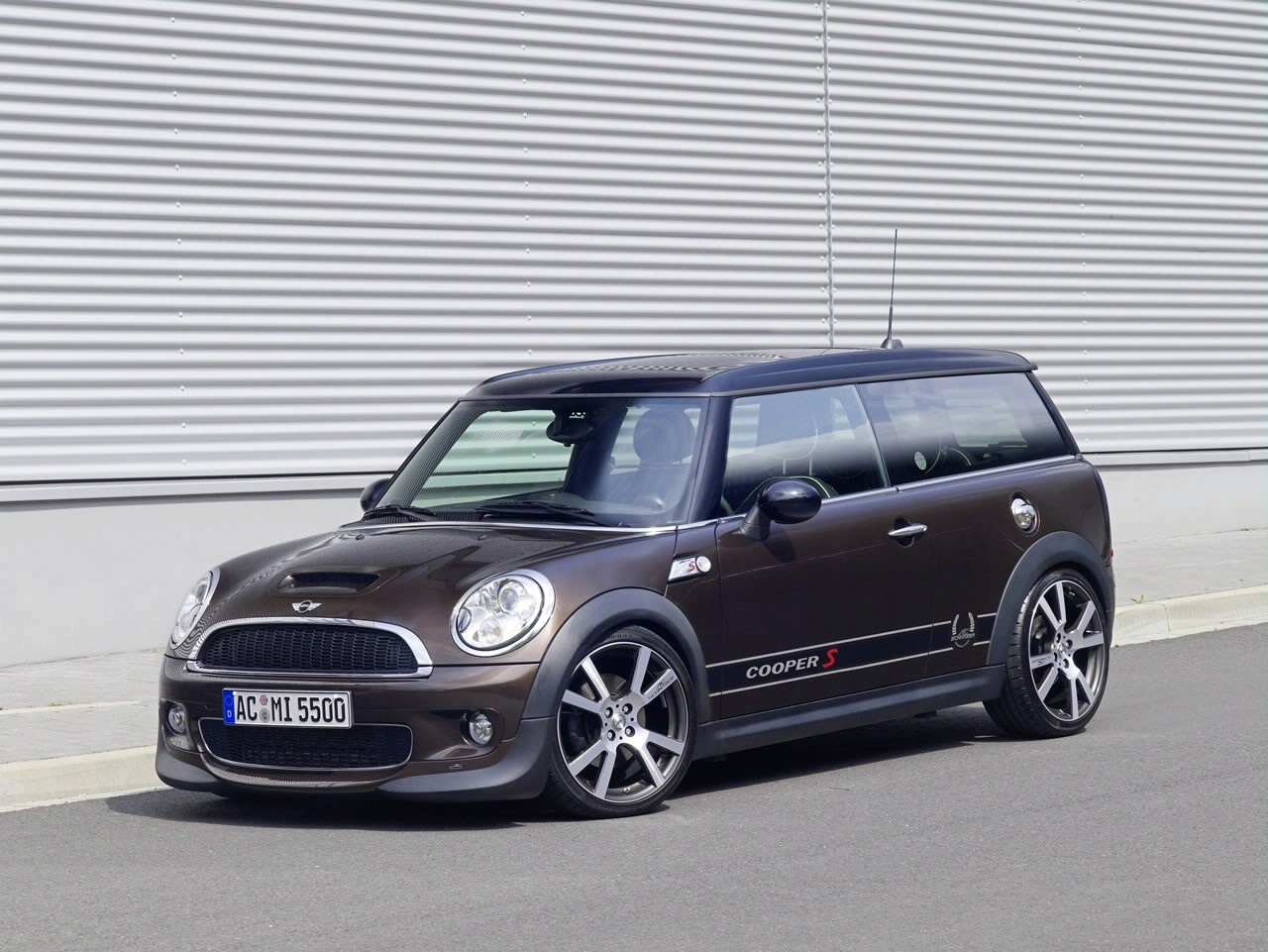 mini clubman cooper s technical details history photos. Black Bedroom Furniture Sets. Home Design Ideas