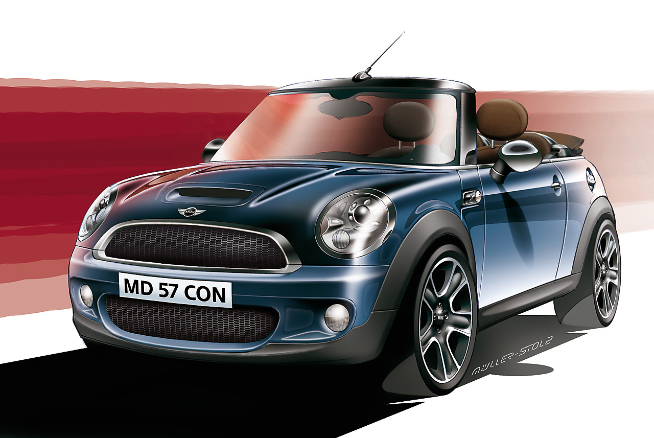 mini cooper s cabrio technical details history photos on better parts ltd. Black Bedroom Furniture Sets. Home Design Ideas