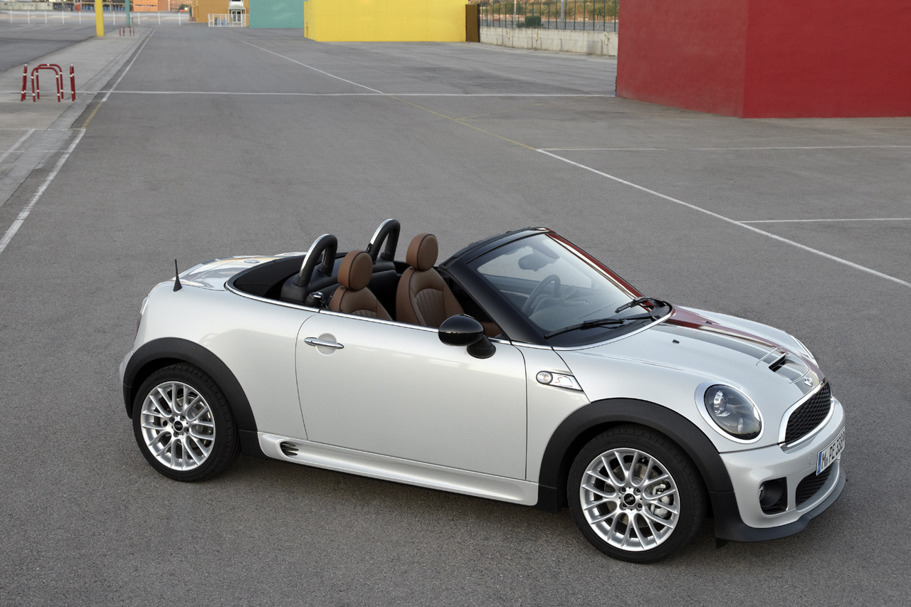 mini cooper s roadster technical details history photos. Black Bedroom Furniture Sets. Home Design Ideas