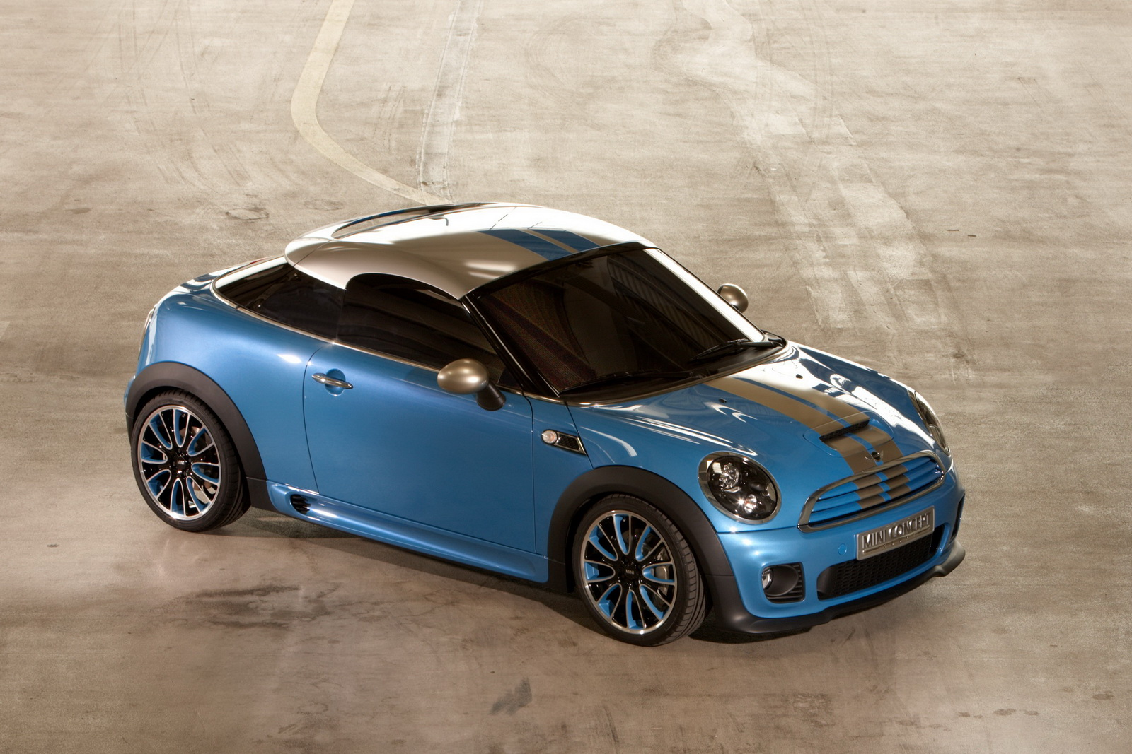 MINI Coupe photo 11