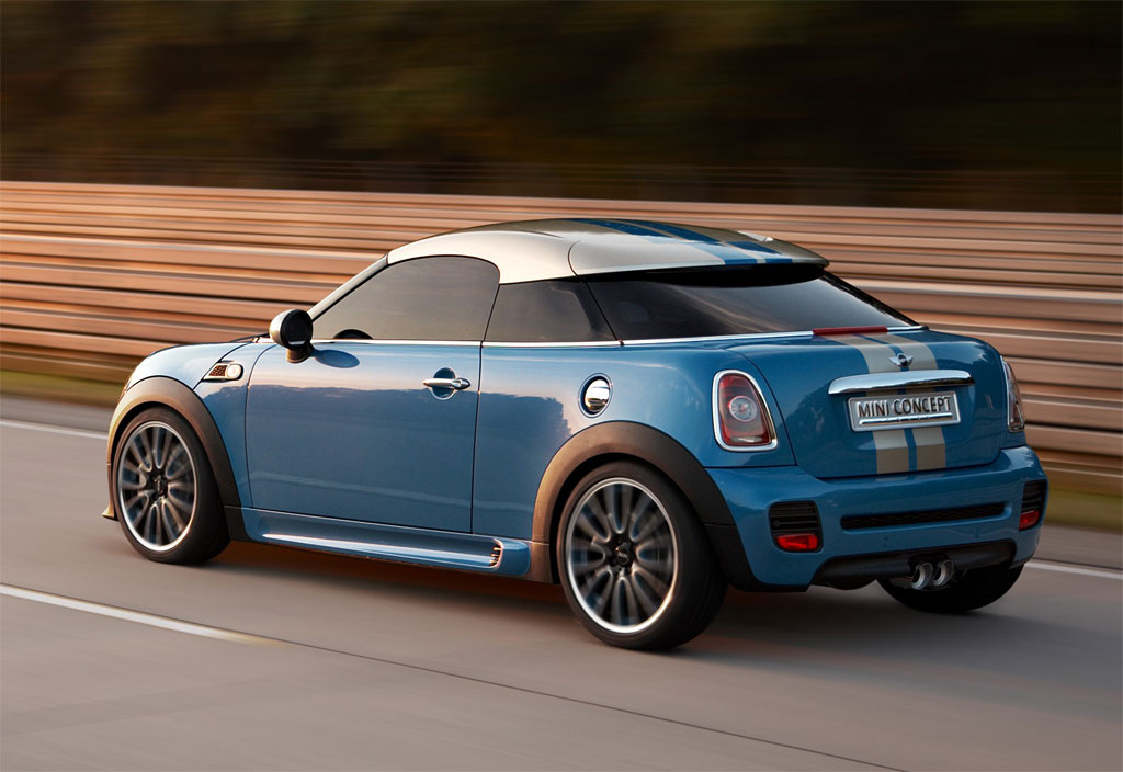 MINI Coupe photo 16