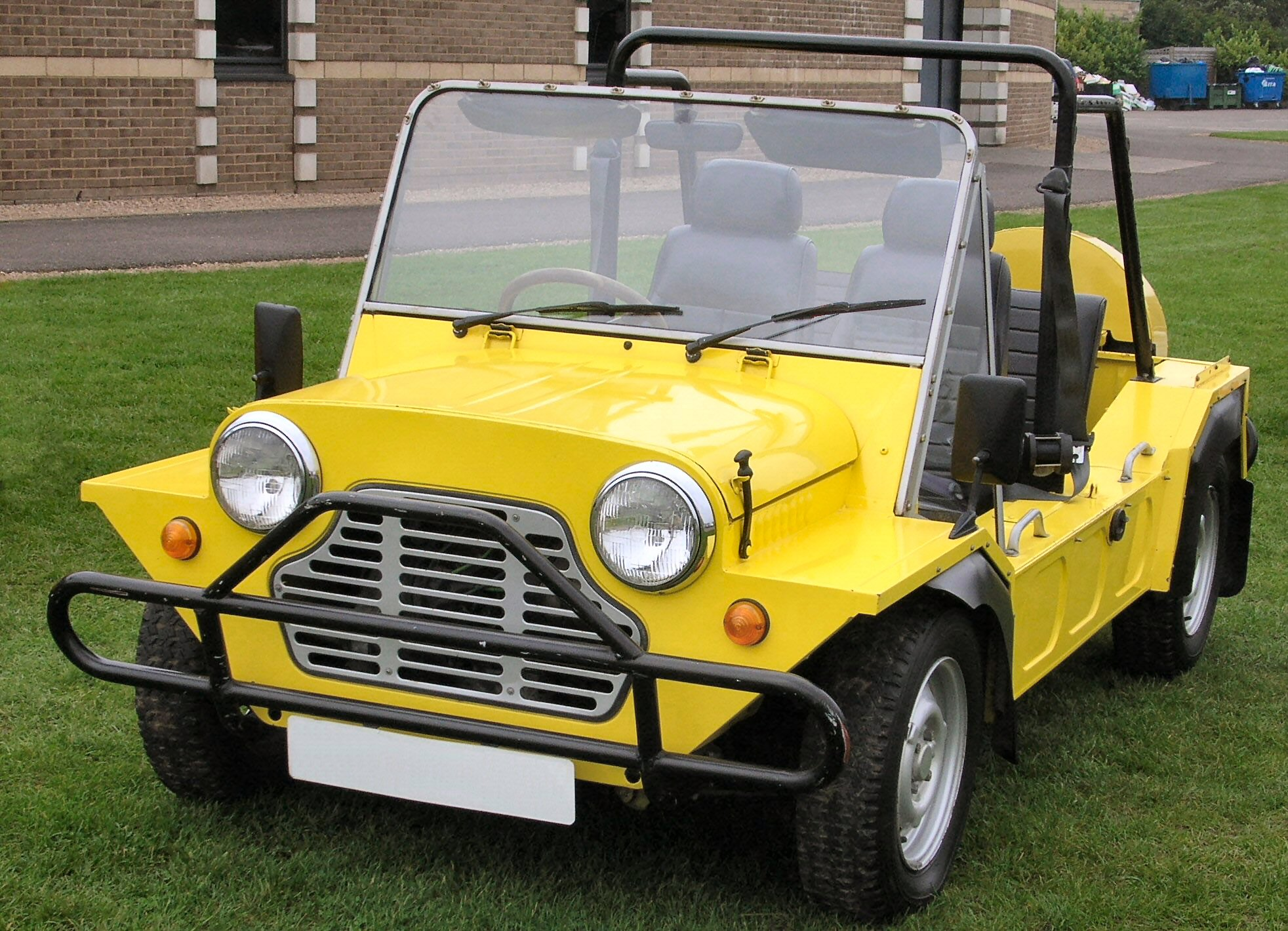 MINI Moke photo 01
