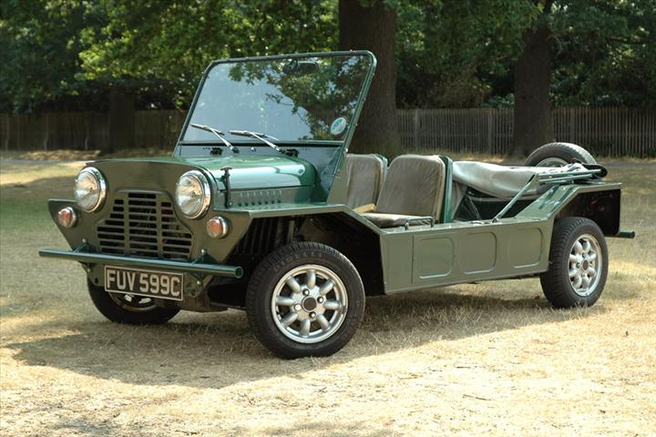MINI Moke photo 02
