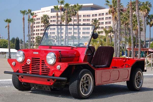 MINI Moke photo 05