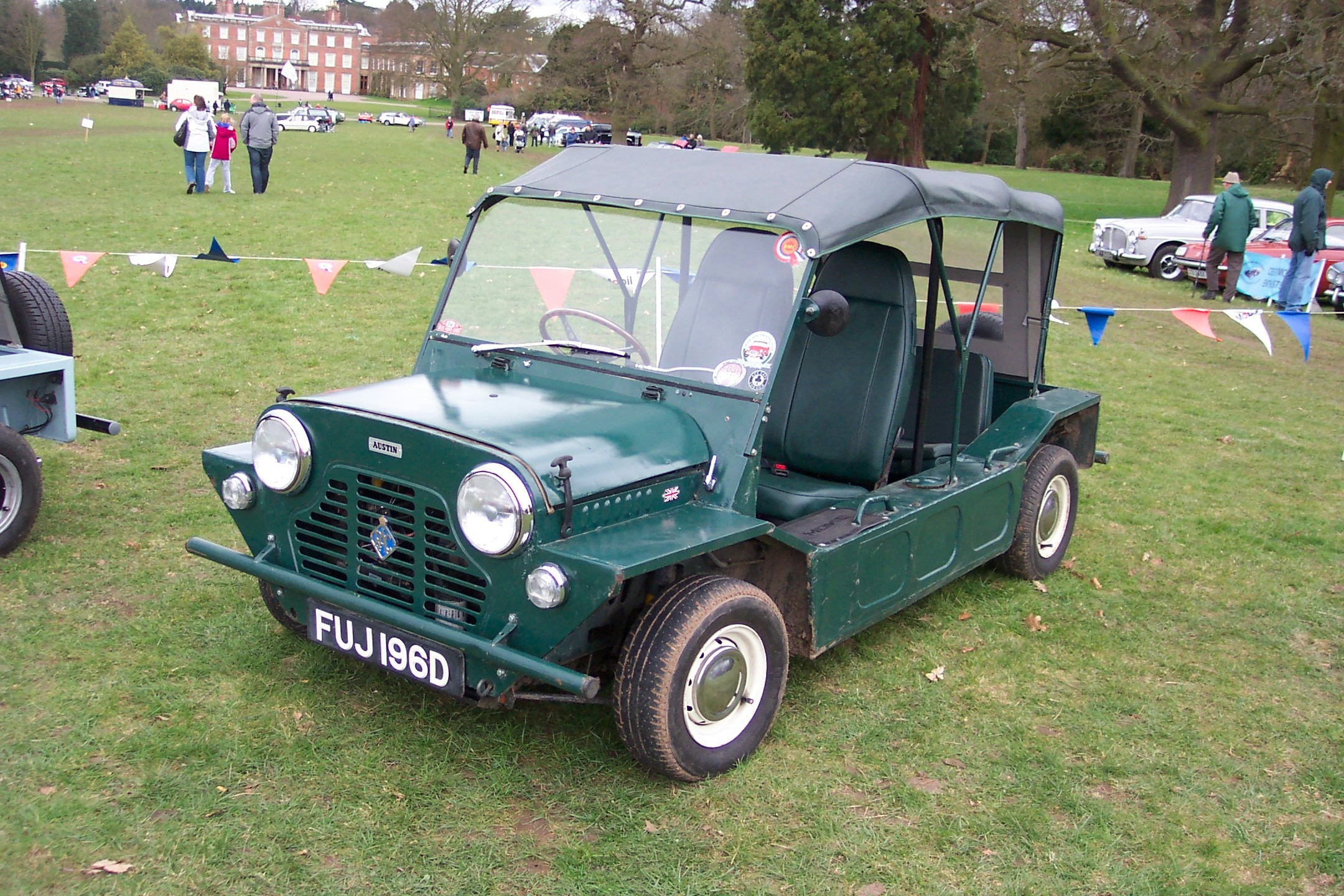 MINI Moke photo 06