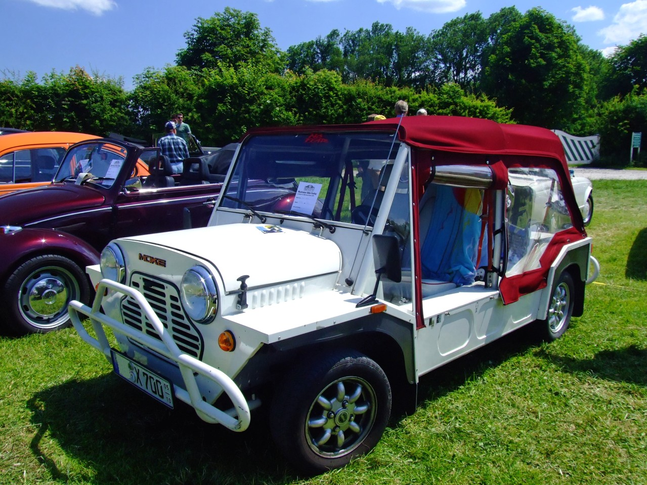 MINI Moke photo 11