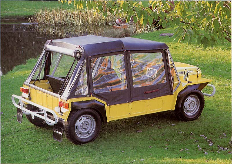MINI Moke photo 12