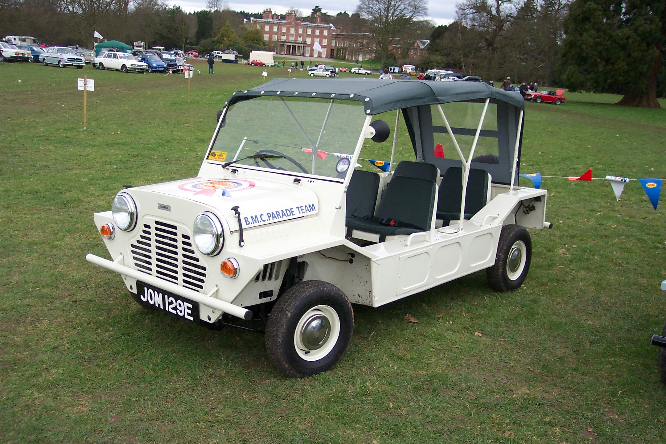 MINI Moke photo 13