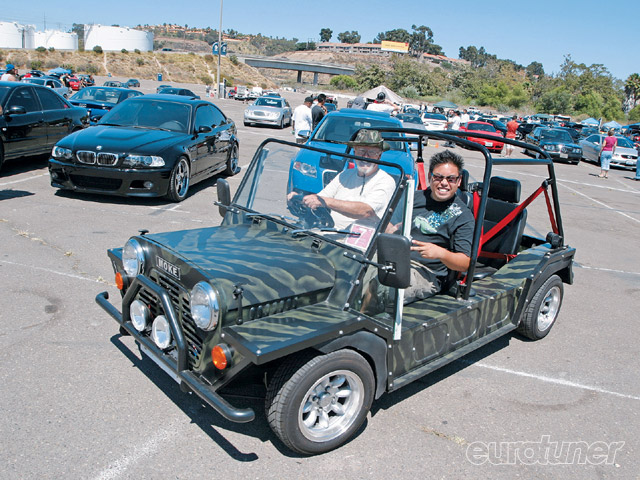 MINI Moke photo 14