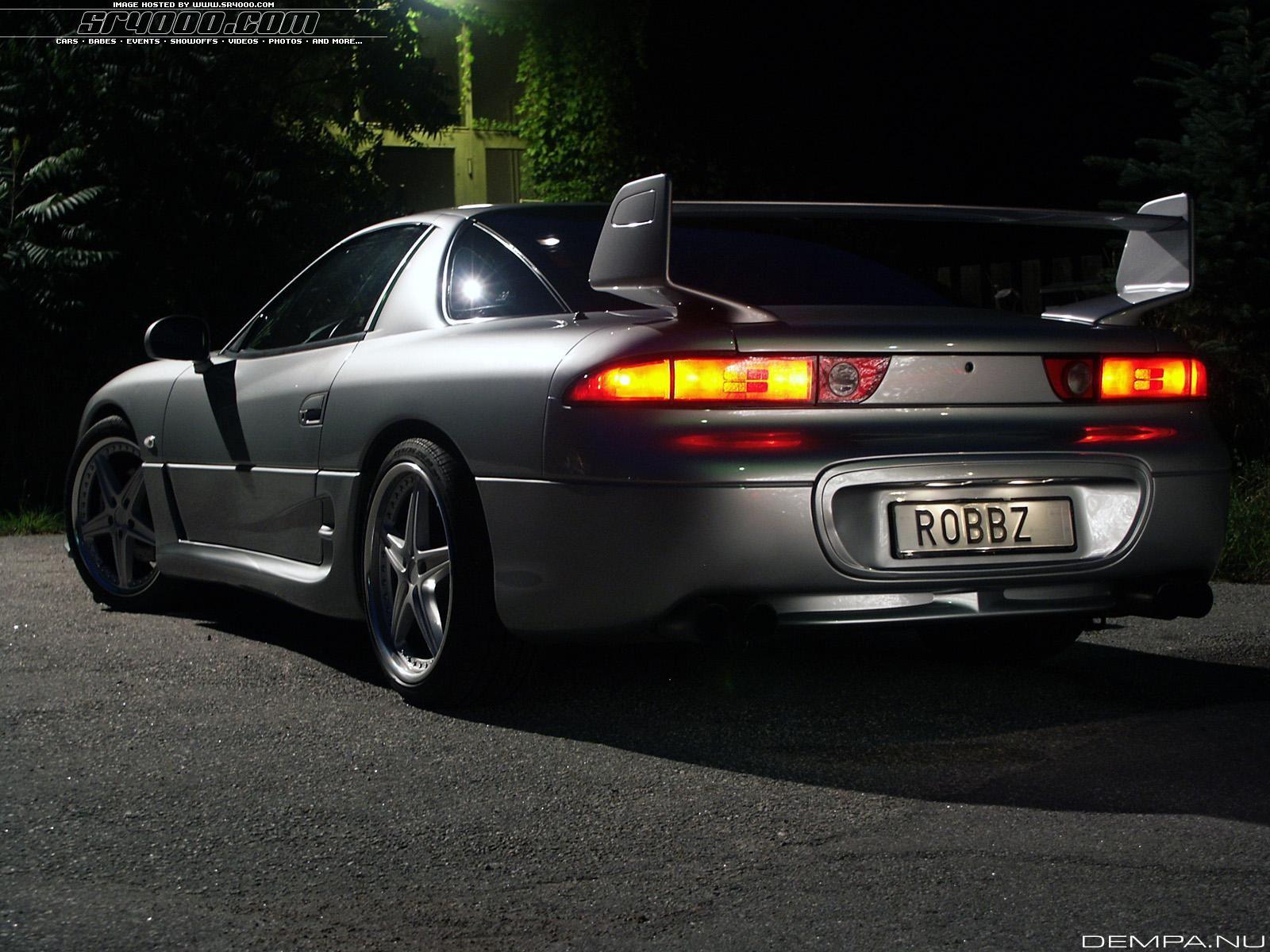 2018 Mitsubishi Gto >> Mitsubishi 3000 GT photos #15 on Better Parts LTD